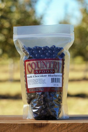 Country Spoon Dark Chocolate Blueberries 22oz