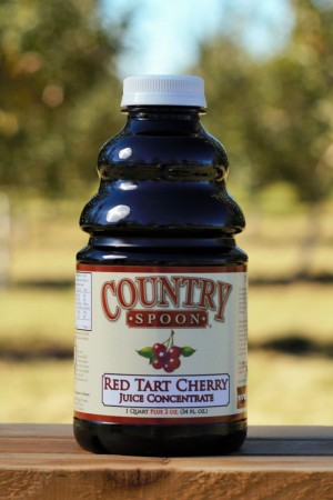 Country Spoon Red Tart Cherry Juice Concentrate