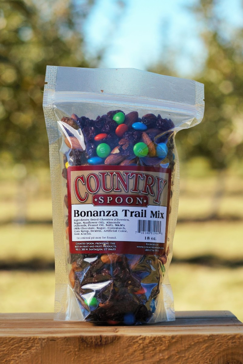 Country Spoon Bonanza Trail Mix 18oz