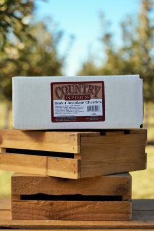 Country Spoon Dark Chocolate Cherries 4lb