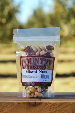 Country Spoon Mixed Nuts 7oz