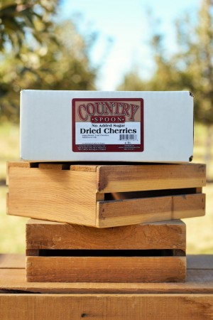 Country Spoon NSA Dried Cherries 4lb