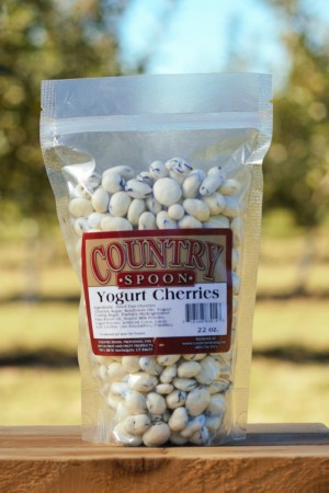 Country Spoon Yogurt Cherries 22oz