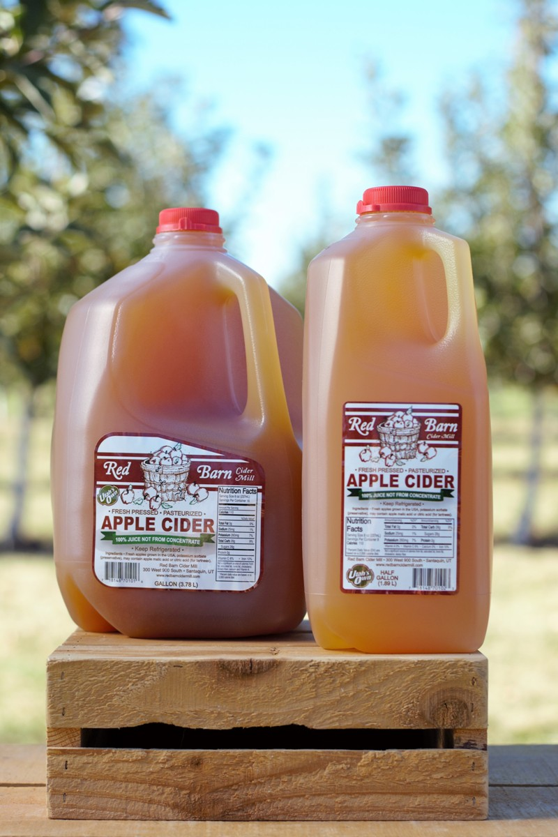 Apple Juice (pick up only) - Rowley's Red Barn
